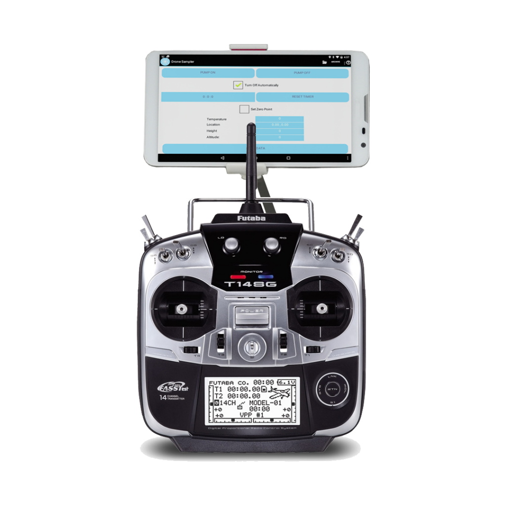 drony - kontroler