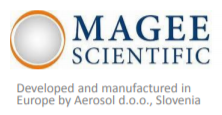 Magee Scientific logo