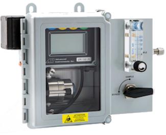analizator tlenu dla gazu ziemnego